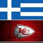 Athens Chiefs fan